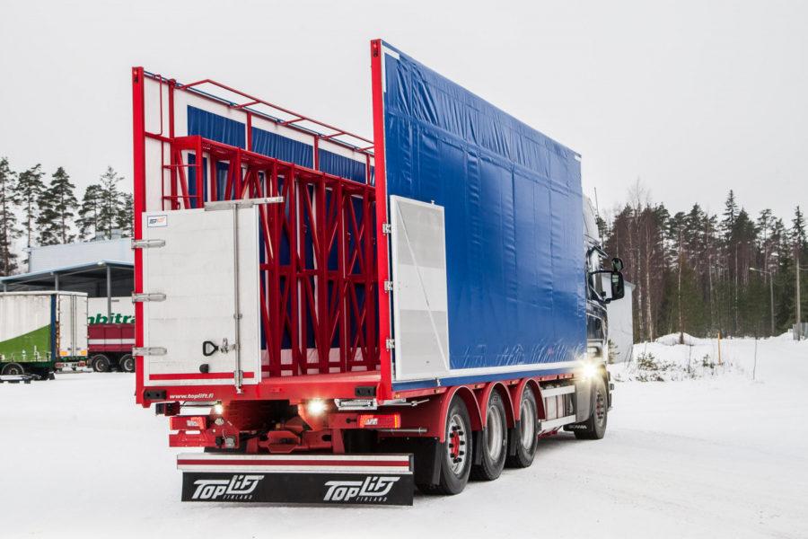 Toplift - kalusto rakentamisen ja infrastruktuurin kuljetuksiin