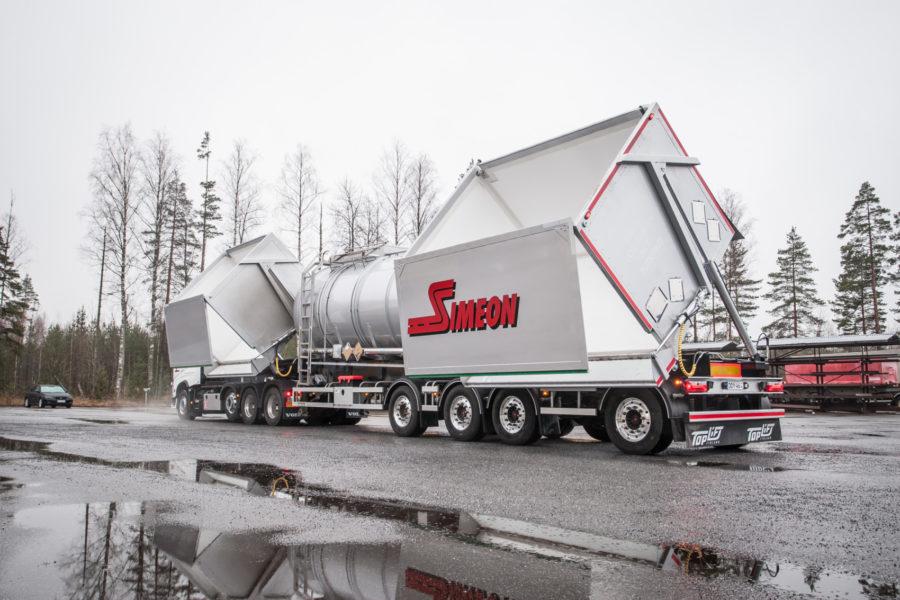 Toplift - kalusto teollisuuden kuljetuksiin